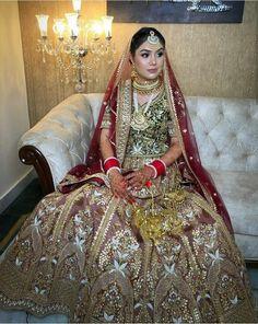 Bridal Lehenga Collection, Sari, Beautiful, Fashion, Saree, Moda, La Mode, Fasion, Fashion Models