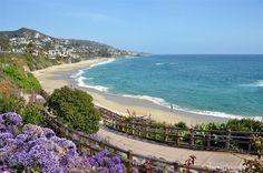 Laguna Beach - 5 Free Things to do in Orange County with Kids #familytravel #free #orangecounty