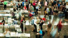 휴대폰 와이파이 시그널로 공항 보안 검사에 걸리는 시간 예측