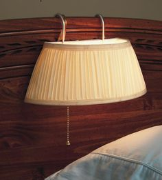 headboard lamp $25 - Vermont Country Store