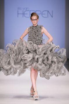 Iris van Herpen  Another ideal dress for the Theatre.