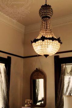 Pariser Style, Innenbeleuchtung, Beleuchtung Für Zuhause, Salon Ideen,  Kandelaber, Country Stil, Wandlampen, Inneneinrichtungsakzente, Kleine  Landhäuser