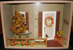 Good Sam Showcase of Miniatures: At the Show - Halloween Exhibits