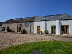 White Barn At East Whatley Farm, Chard, Somerset, England, Sleeps 4, Bedrooms 2, Self-Catering Holiday Cottage With Woodburner.