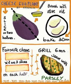 I may try this recipe using vegan mozzarella cheese instead.
