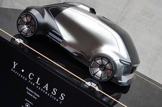 Y-Class by Torben Ewe, BA thesis sponsored by Daimler AG