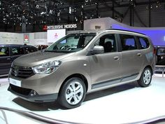 Renault Lodgy   Expected Launch Month : September 2014 Expected Price : Rs 7.00 L – 9.50 L
