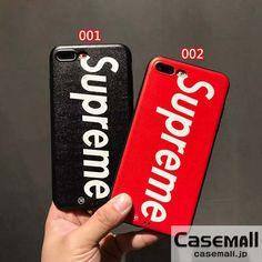 SUPREME iphone8 ケース ペア