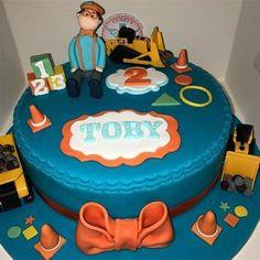 Blippi Birthday Cake Blippi Blippi Cake General In