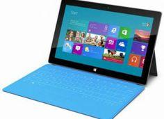Microsoft presenta su nueva tableta