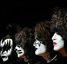 Frases & Trechos da Banda Kiss photo