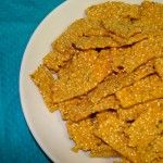 Tasty Tuesday: Quinoa Crisps with Rosemary Salmon Dog Treat Recipe
