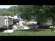 Enjoy the HD Motion Cam Video of Pine Mountain RV Park by the Creek on Pine Mountain Road, right off the Parkway in Pigeon Forge, TN. Our Pigeon Forge Campground offers you a great choice of premium RV Sites, including back-in-deluxe and pull-through-premium sites and cabin rentals. Our secluded location features convenient access to the Parkway...