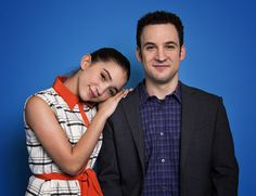 "Last week, the stars of Disney Channel's Girl Meets World, Rowan Blanchard (Riley Matthews) and Ben Savage (Cory Matthews), stopped by BuzzFeed's New York offices to talk about the father-daughter duo they play on TV and what they love to do off set. | 10 Things You Should Know About The Stars Of ""Girl Meets World"""