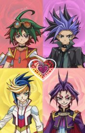 Magic roses (Yu-Gi-Oh Arc V)