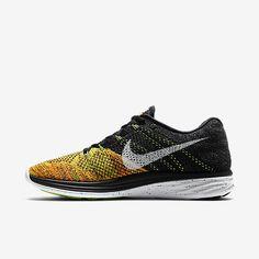 Fancy - Nike Flyknit Lunar 3 Men's Running Shoe. Nike Store