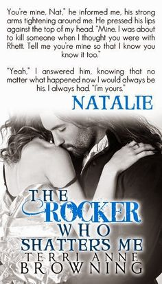 Review Post: The Rocker Who Shatters Me by Terri Anne Browning | The Never Ending Book Basket