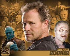 *PIN to WIN* Meet Michael Rooker at #SLCC16! The Walking Dead, Guardians of the Galaxy, and more! #utah