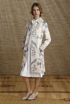 Tory Burch - Resort 2014: Casaco Estampado | Printed coat