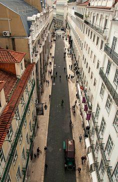 Lisbon Street | Portugal