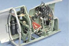 airscale - high resolution cockpit enhancements for model aircraft.