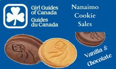 Girl Guide cookies were first made and sold in Regina in 1927