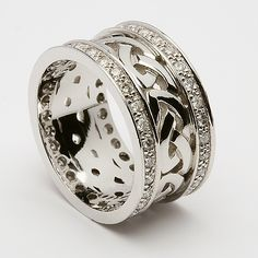 I think this is it!  This would go with my wedding band!