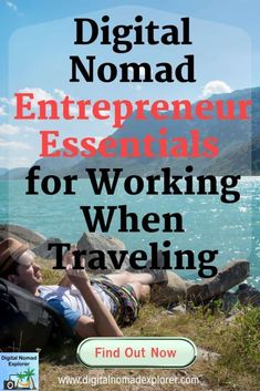 Here's a list of entrepreneur essentials when traveling. Digital Nomads are often traveling from one country to another, to keep up with their work they need certain habits and items. Check out the article and kindly pin! Work Travel, Business Travel, Practical Parenting, Digital Nomad, Travel Advice, Writing A Book, Entrepreneur, Essentials, Cheers