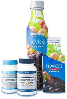 Transfer Factor Line of products by 4life Research