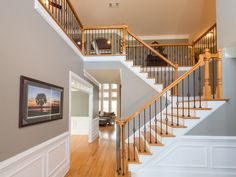 215 Suwanee Pl Ct  Grand Staircase Suwanee GA Executive Home