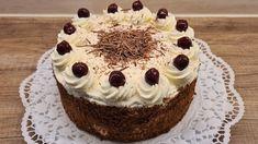 Feketeerdő torta /TT/ - YouTube