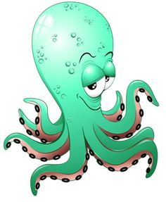 Funny Octopus