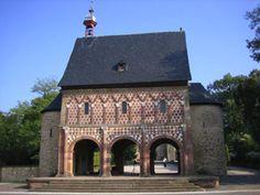 Abbaye de Lorsch Matthias Photo © Hollaender, Lic. GNU