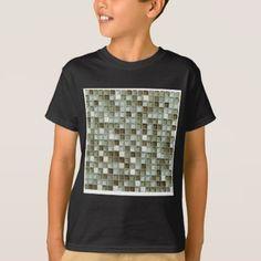 #MOZAIC TILING LOOK ITEM T-Shirt - #cool #kids #shirts #child #children #toddler #toddlers #kidsfashion
