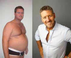 Joe Cross's Transformation After A Juice Fast