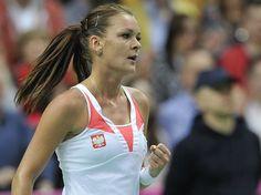 Via WTA  · Aug 4:    Poland's Radwanska will begin her #Rio2016 @Olympics vs @Zheng_Saisai!