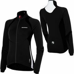 Giordana FormaRed-Carbon Jersey - Long-Sleeve - Women's Black, M - http://ridingjerseys.com/giordana-formared-carbon-jersey-long-sleeve-womens-black-m/