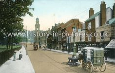 Military Road, Chatham, Kent. c.1912