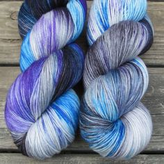 Prince - Yowza - Babette | Miss Babs Hand-Dyed Yarns & Fibers, Inc.
