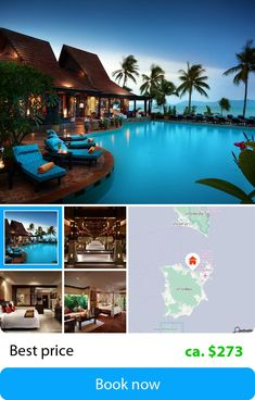 Bo Phut Resort & Spa (Koh Samui, Thailand) – Book this hotel at the cheapest price on sefibo.