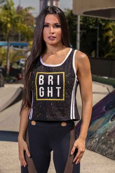 Love This : Hipkini Bright Tank Lifestyle Clothing, Brazil, Bright, Models, Workout, Fitness, Girls, Clothes, Tops
