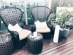 Fancy, trendy & luxurious furniture and lounge set up at Atmosphere rooftop in Ritz Carlton hotel, Vienna, Austria Carlton Hotel, Rooftop Bar, Vienna Austria, Rooftops, Luxury Furniture, Bucket, Lounge, Fancy, Home Decor