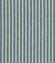 Home Decor 8''x8'' Swatch-Covington New Woven Ticking , , hi-res