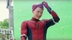"""Spiderman: Homecoming, Tom Holland si sente """"il ragazzo più fortunato della Terra"""""""