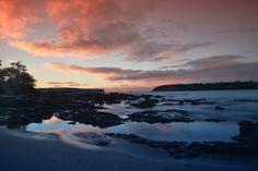 Sunrise at Balmoral Beach - my favorite place