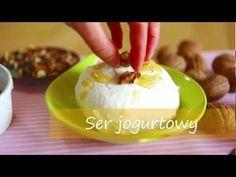 Ser jogurtowy - jak zrobić ser domowej roboty - Allrecipes.pl - YouTube