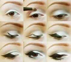 Monochrome tutorial by Rachel Williams (RachWilliams90)