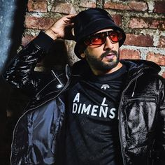 Ranveer Singh  #FASHION #STYLE #SEXY #BOLLYWOOD #INDIA #RanveerSingh Ranveer Singh, Best Couple, Bollywood, Mens Sunglasses, India, Actors, Sexy, Instagram Posts, Style