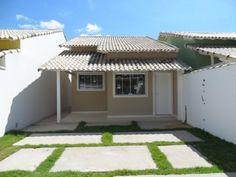 casa simples e barata Small House Design, Home Design Plans, House Plans, Sweet Home, Facade, Vacation, Outdoor Decor, Home Decor, Lima