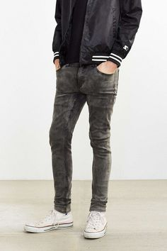 9a2a16669c6 Cheap Monday Tight Night Storm Skinny Jean